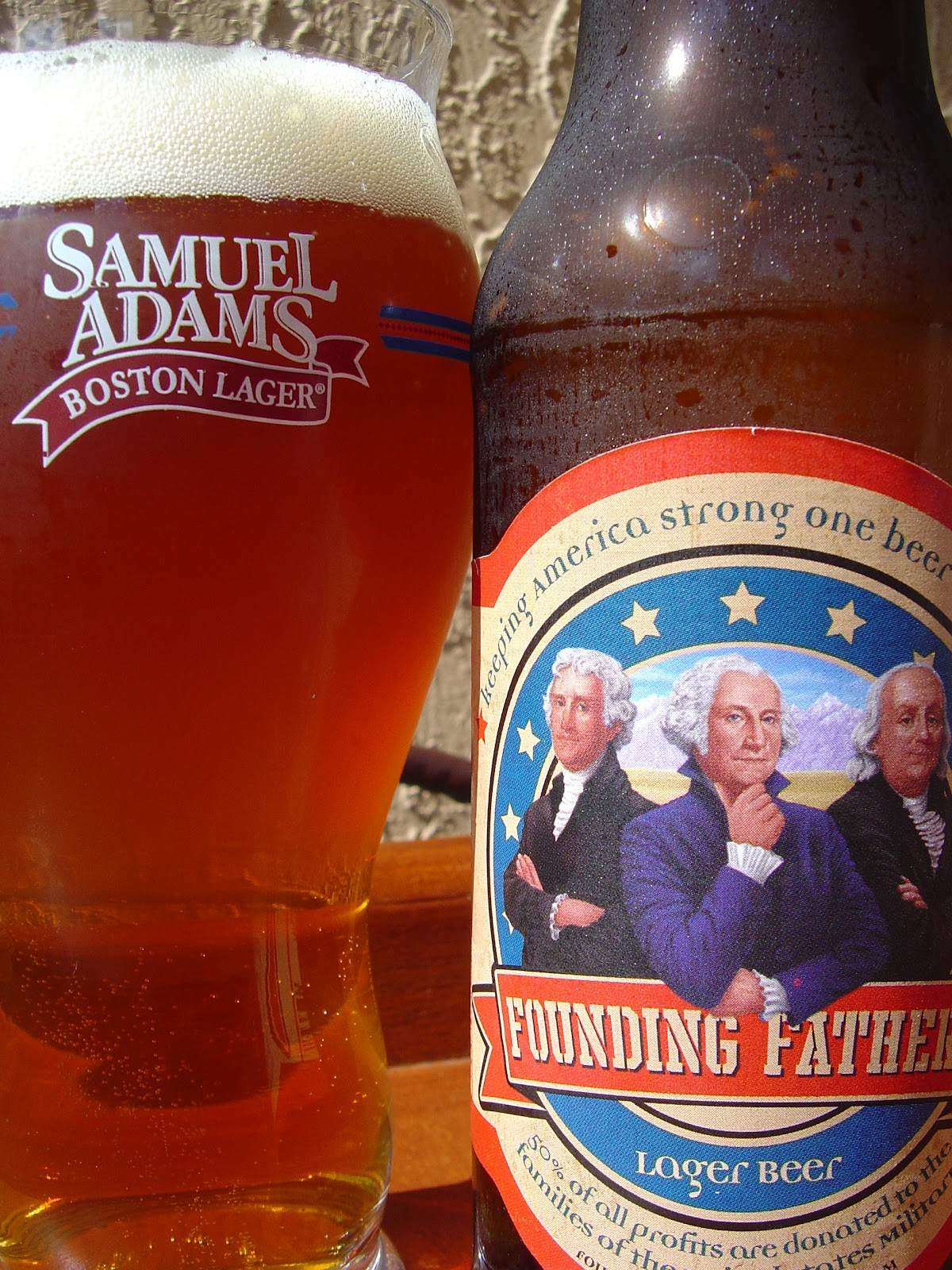 piwo 11 beer Founding Fathers Lager